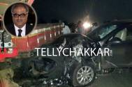 Boney Kapoor accident