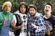 Riteish Deshmukh, Arshad Warsi, Jaaved Jafferi, Aashish Chaudhary