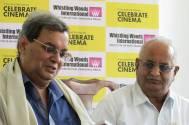 Subhash Ghai launches renowned film journalist Ashok Ujlambkar