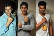 Akshay, Ranbir and Arjun go gaga over X-Men