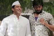 Salman Khan and Riteish Deshmukh