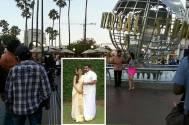 Ragini Nandwani romances Mohanlal in 'Peruchaazhi'