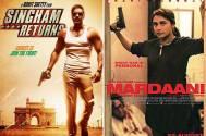 Singham Returns v/s Mardaani