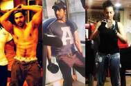 Check out hot gym selfies of Bollywood celebs