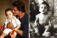 SRK releases son AbRam's picture
