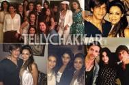 SRK throws a star studded birthday bash for wifey Gauri