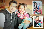 Veena Malik`s son`s day out