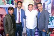 Kal Penn, Raajpal Yadav and Manoj Joshi with producer Ravi Walia