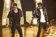 Ajay Devgn and Prabhudheva in Action Jackson