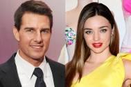 Tom Cruise and Miranda Kerr