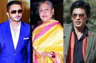 Honey Singh, Jaya Bachchan and SRK