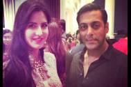 Katria Kaif and Salman Khan