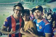 K3G's Laddoo with Hrithik Roshan and Varun Dhawan
