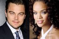 Leonardo DiCaprio and Singer Rihanna