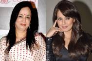 Smita Thackeray and Mahima Chaudhary