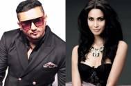 Honey Singh and Miss India Prachi Mishra