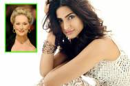 Meryl Streep is my hero - Sonam Kapoor