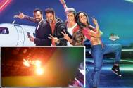 Fire breaks out on ABCD 2 set