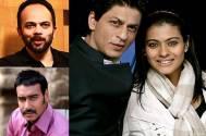 Rohit Shetty, SRK-Kajol and Ajay Devgn