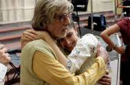 Amitabh Bachchan and Deepika Padukone in PIku