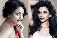 Sonakshi Sinha and Deepika Padukone