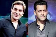 Arbaaz Khan and Salman Khan