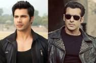 Varun Dhawan and Salman Khan