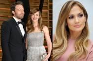 Ben Affleck, Jennifer Garner and Jennifer Lopez