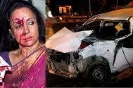 Hema Malini's driver arrested for car crash