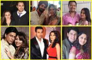 Bollywood actors with not so famous wives