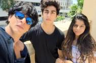 Shah Rukh Khan with kids