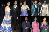Shahid-Mira's Mumbai reception a starry affair