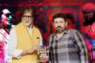 Amitabh launches book of Amjad Khan's son Shadab