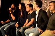 Phantom Trailer Launch: Kabir Khan and Journo exchange verbal blows