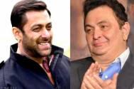 Salman Khan and Rishi Kapoor