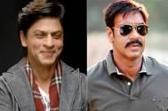 SRK and Ajay Devgn