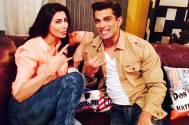 Karan Singh Grover and Daisy Shah
