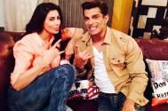 Karan Singh Grover and Daisy Shah