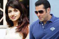 Bhagyashree and Salman Khan