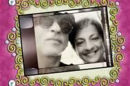 SRK and Tanuja