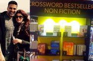 Akshay Kumar elated with success of wife Twinkle's book
