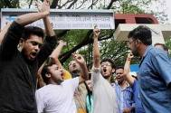 Three FTII students on hunger strike, filmmakers to appeal to the president