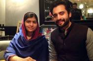 Jackky Bhagnani's 'dream meeting' with Malala Yousafzai in London