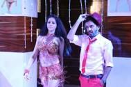 Vrajesh Hirjee and Rozlyn Khan