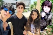 SRK's kids are his love gurus