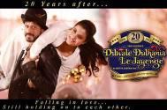 SRK, Kajol get into DDLJ mode