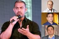 #IntoleranceDebate: Anupam, Paresh, Rishi lash out at Aamir over his controversial statement