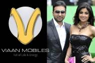 Shilpa Shetty, Raj Kundra launches Viaan Mobiles