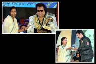 Bappi Lahiri and Kumar Sanu