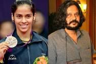 Saina Nehwal and Amol Gupte